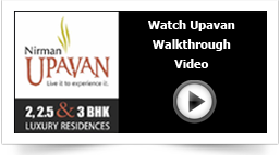 2 BHK Homes at Panchavati 2.5 BHK apartments & 3 BHK flats in Nashik by Nirman Group - Nirman Upavan